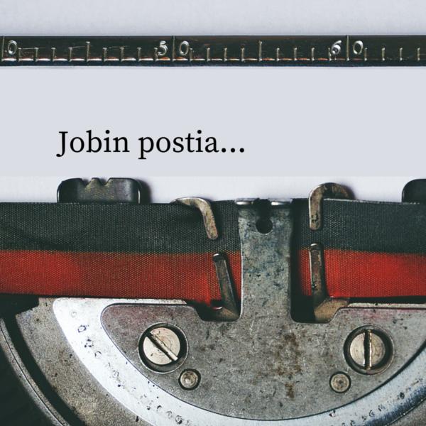 Jobin postia